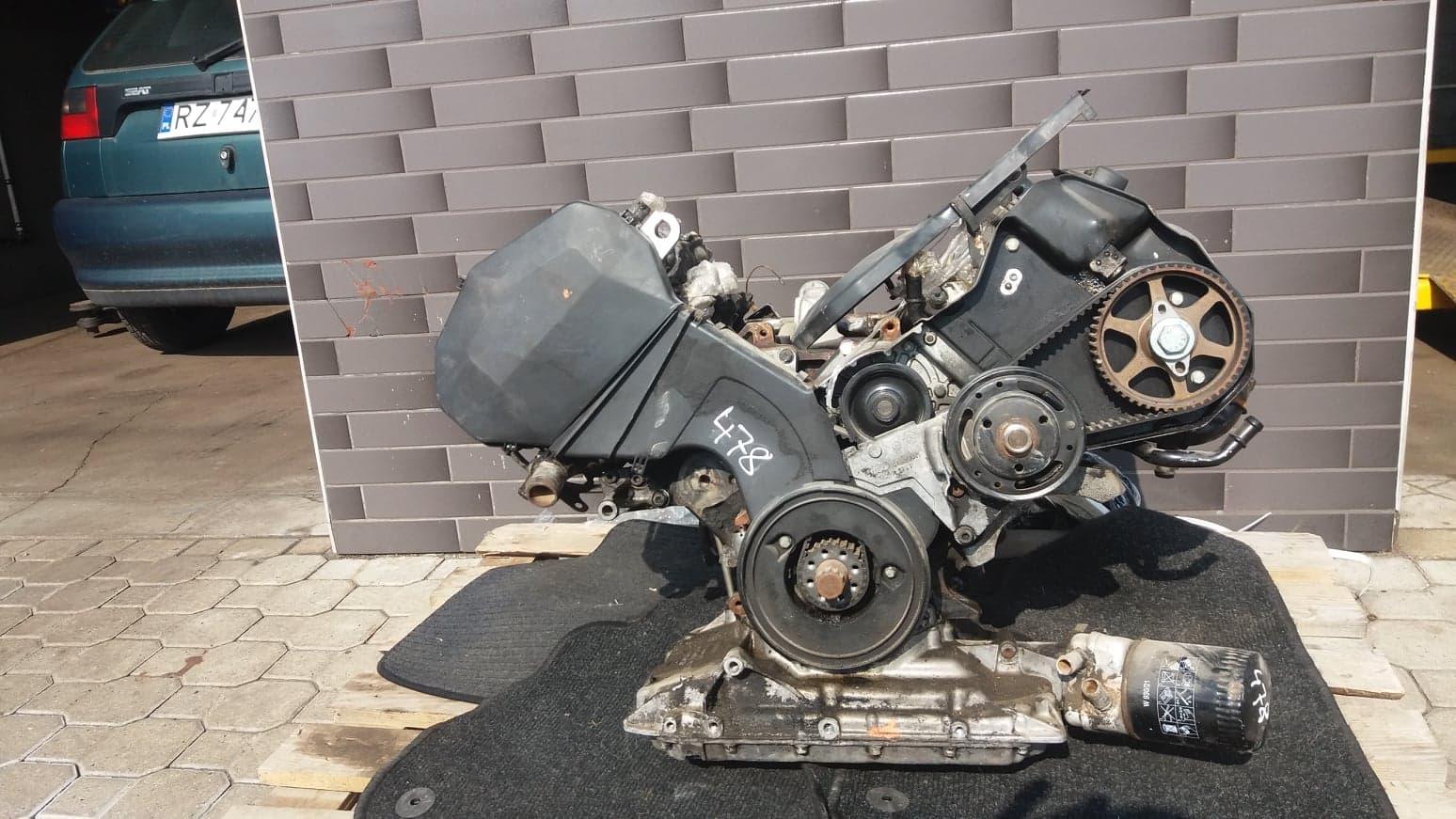 Naprawa elementów silnika