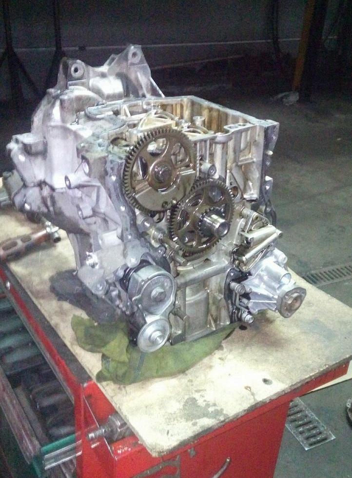 Kompleksowa naprawa silnika
