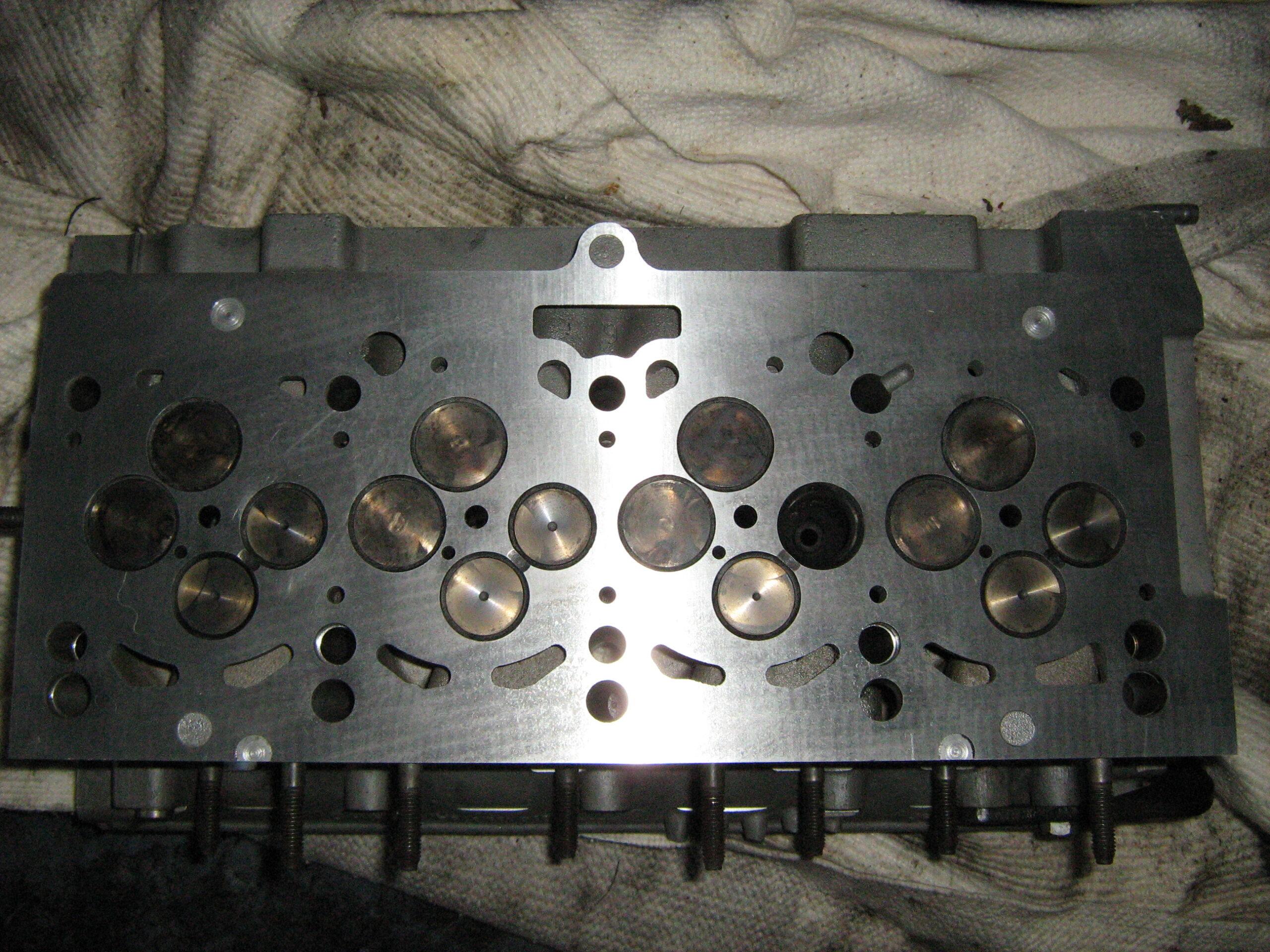 Wymiana całego silnika z osprzętem