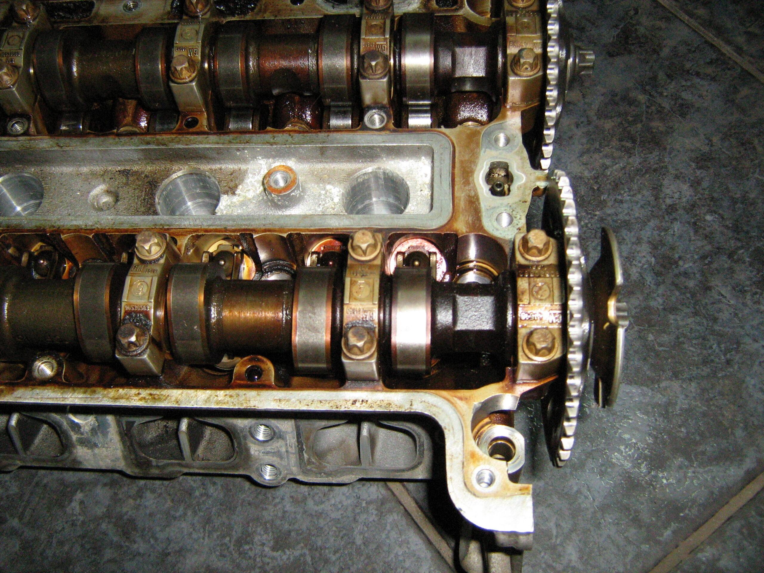 Naprawa silnika i wymiana wtrysków