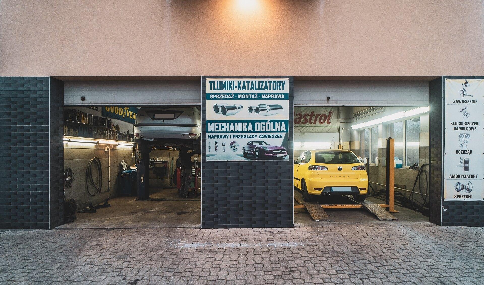 Profesjonalna naprawa samochodów - Rzeszów