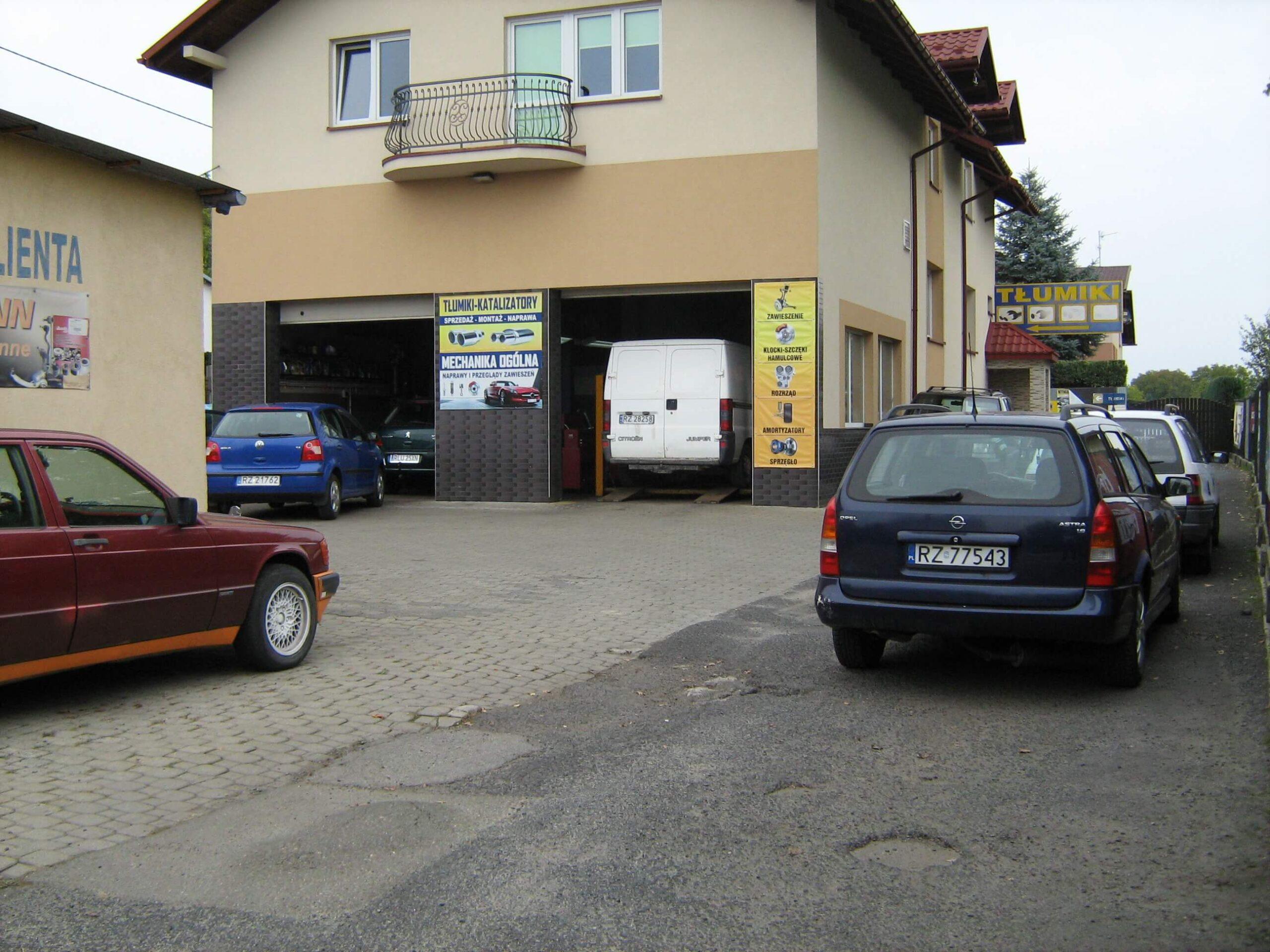Warsztat Samochodowy Rzeszów